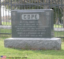 Emmor B. Cope