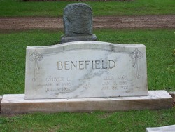 Grover C Benefield