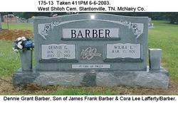 Dennie Grant Barber