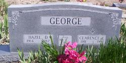 Clarence E George