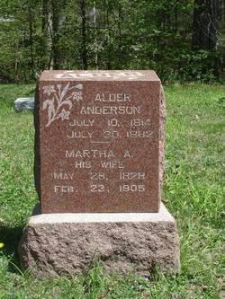 Rev Anderson Alder