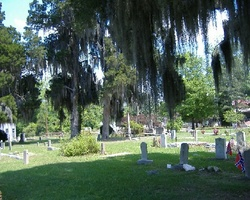 Gordon City Cemetery