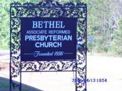 Bethel Associate Reformed Presbyterian Church Ceme
