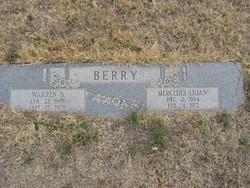 Mercedes <i>Lujan</i> Berry
