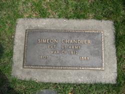 Simeon Chandler, Jr