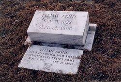 Elijah Akins