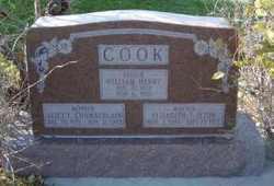 Alice Carlotta <i>Chamberlain</i> Cook