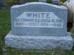 Martha Louisa <i>Blaine</i> White