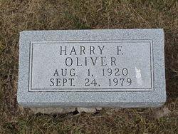 Harry F Oliver
