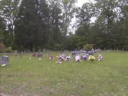 County Line-New Zion Hill Church Cemetery