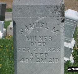 Samuel M. Milner