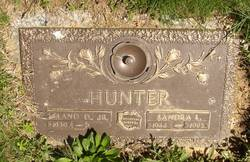 Sandra Lee <i>Paige</i> Hunter