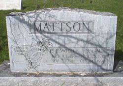 Eva Maud <i>Byrne</i> Mattson