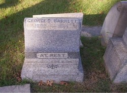 George O Barrett