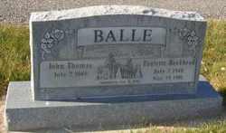 John Thomas Balle