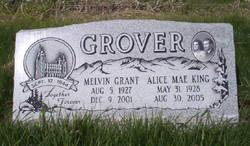 Alice Mae <i>King</i> Grover