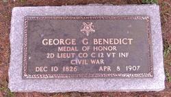 George Grenville Benedict