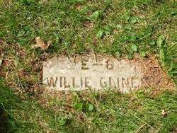 Willie Robert Glines, Jr