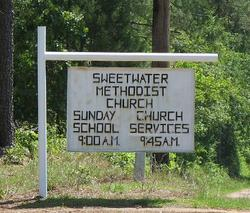Sweetwater Methodist Church Cemetery