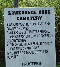 Lawrence Cove Independent Baptist Church Cemetery