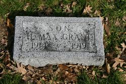 Harold Max Grant