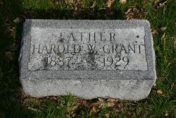 Harold William Grant