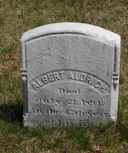 Albert Aldrich