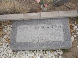 Harriet <i>Loring</i> Whitney