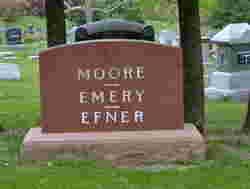 Mary L. <i>Emery</i> Efner