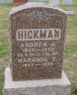 Andrew J Hickman