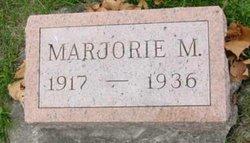 Marjorie M Abel