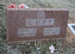 Emitt Wesley Cupp