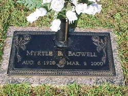 Myrtle <i>Brooks</i> Bagwell