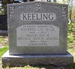 Melville Sydney Butch Keeling