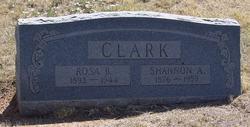 Shannon A Clark
