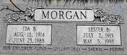 Ida <i>Burnett</i> Morgan