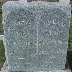 Ellen <i>Rutledge</i> Hicks