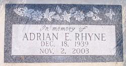 Adrian E Rhyne