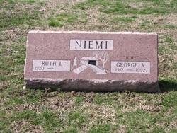 Ruth I. <i>Tucker</i> Niemi