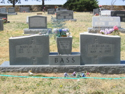 Bertha M. Bass