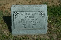 Raymond Glenn MARTIN