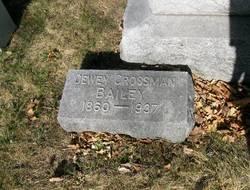 Dewey Crossman Bailey