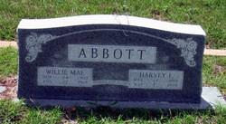 Harvey Edgar Abbott, Sr