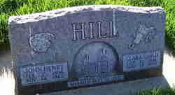 Clara <i>Child</i> Hill