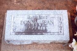 Donna Jean Abbott