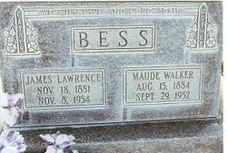 Maude <i>Walker</i> Bess