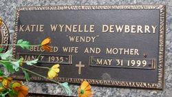Katie Wynelle <i>Wood</i> Dewberry
