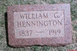 William Garrison Hennington