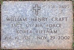 William Henry Craft