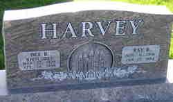 Ima Burton <i>Whitesides</i> Harvey